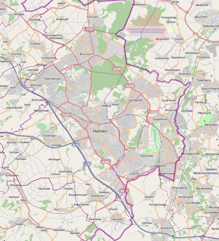MobileStreetmapscom Heerlen